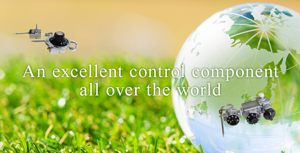 An excellent control component all over the world