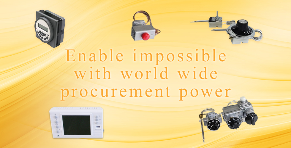 Enable impossible with world wide procurement power